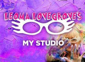 Leoma Lovegrove's My Studio
