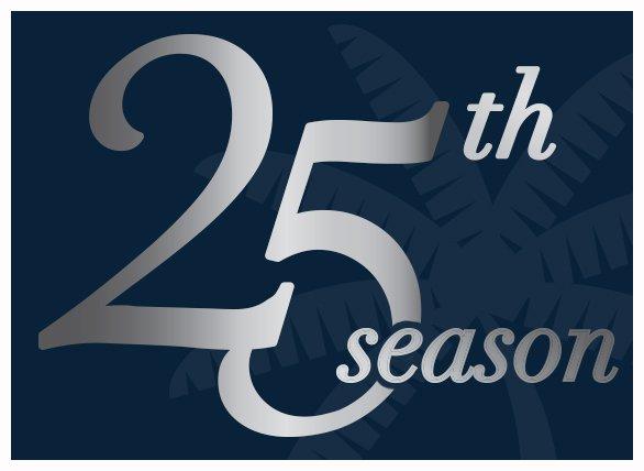25th Season